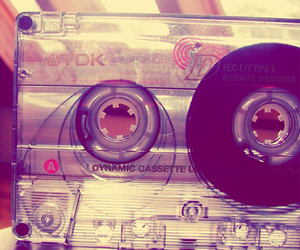 cassette and music image