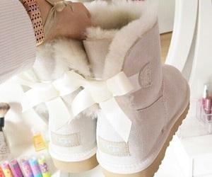 shoes, fashion, and ugg image