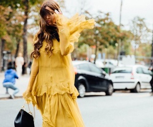 autumn, fashion, and model image