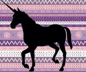 cool, unicorn, and cute image