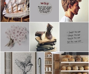 aesthetic, books, and creativity image