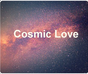 cosmic, Dream, and love image