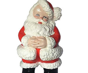etsy, father christmas, and holiday decor image