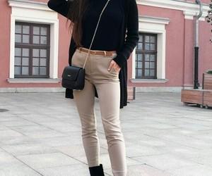 casual, fashion girl, and inspiration image