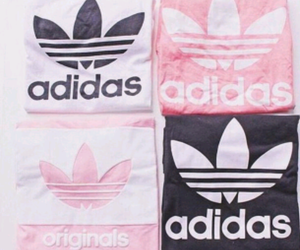 aesthetics, white pink and black, and branco rosa e preto image