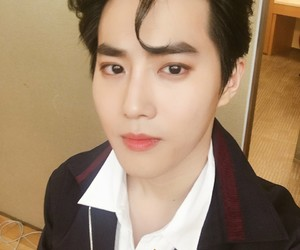 exo, suho, and handsome image