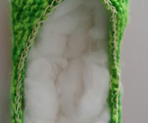 artesanato, pérolas, and trico image