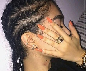 braid and nails image