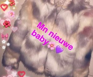 coat, luxury, and cute image