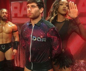 neville, wwe, and alicia fox image
