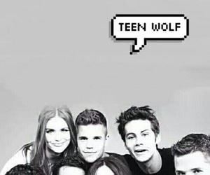 teen wolf, wallpaper, and lockscreen image