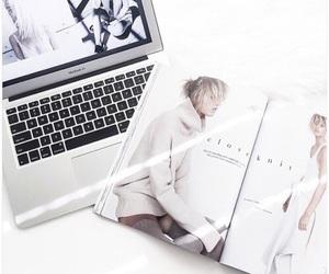 white, magazine, and tumblr image