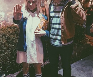 cool, costume, and couple image