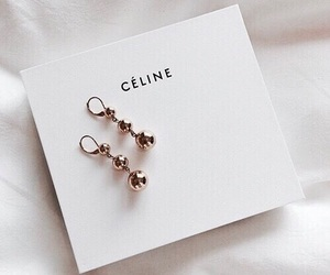 fashion, celine, and accessories image