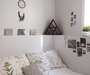 decor, bedroom inspiration, and inpo image