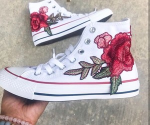 alternative, beauty, and converse image