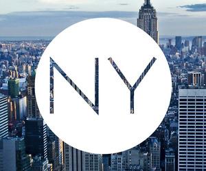 new york, ny, and city image