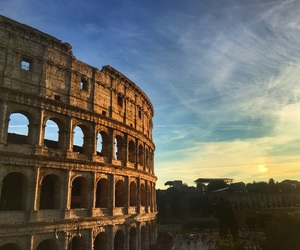 Coliseum, colors, and freedom image