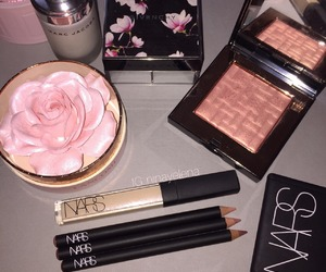 makeup and girly image