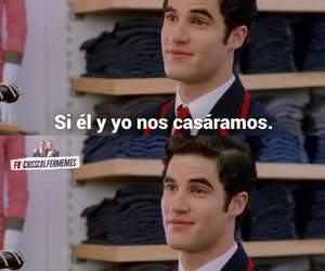 GAp, warbler, and blaine anderson image