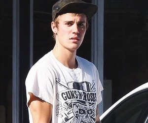 justin bieber and tattoo image