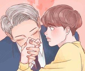 do, kyungsoo, and chanyeol image