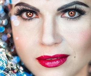 lana parrilla, once upon a time, and evil queen image