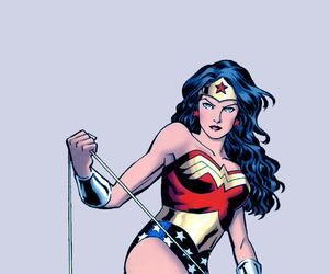 comics, wonder woman, and dc comics image