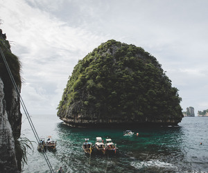 aesthetic, thailand, and Island image