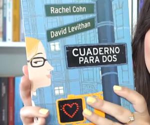 books, libros, and david levithan image