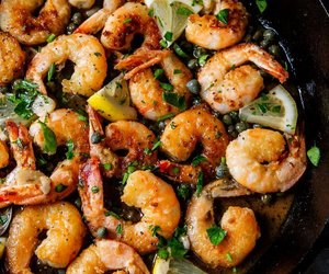 shrimp and piccata image
