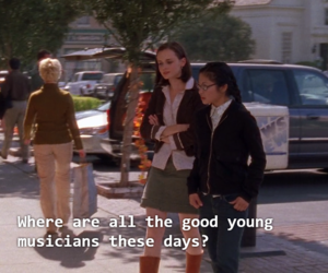 gilmore girls, show, and grunge image