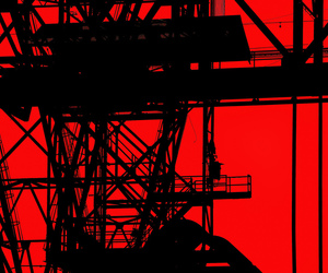 black, industrial, and photography image