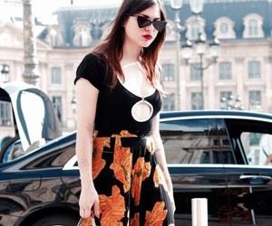 aesthetic, indie, and paris fashion week image