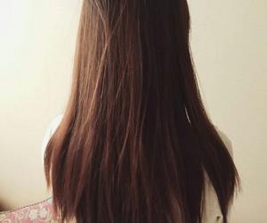 cabelos, hair, and korean girl image