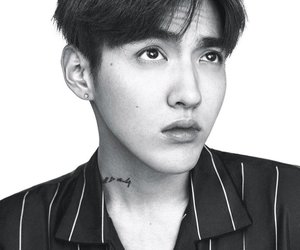 exo and kris image