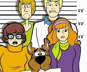 scooby doo and wallpaper image