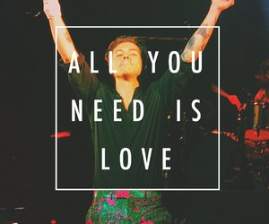 quotes, harrystyles, and allyouneedislove image