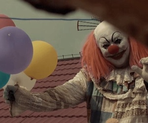 clown and horror image