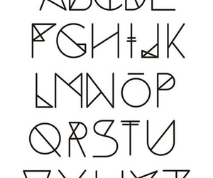 fonts, studyblr, and upper case image