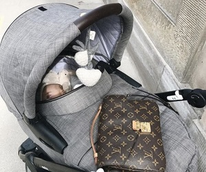 baby, louis, and vuitton image