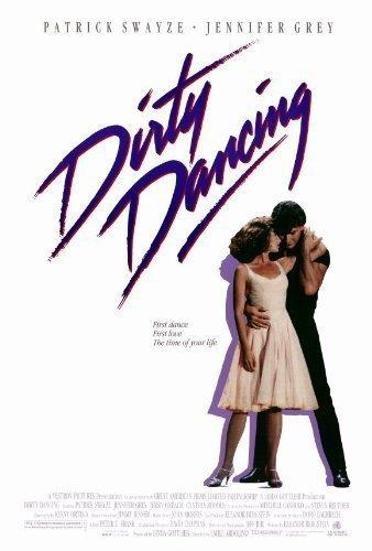 dirty dancing, movie, and patrick swayze image