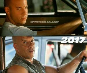 Vin Diesel and 2017 image
