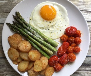 food, healthy, and yum image