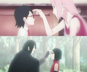 anime, family, and naruto image