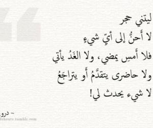 محمود درويش, حَجَرٌ, and شعر image