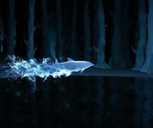 albus dumbledore, alternative, and blue image