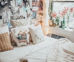 bedroom, home, and inspiring image