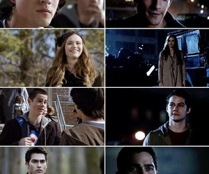 teen wolf, derek, and lydia image