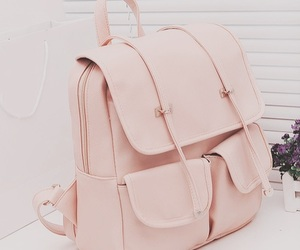 bag and pink image
